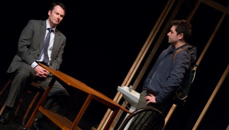 Clive Moore (Simon) and Benjamin Blyth (Linus) - (c) Devin Ainslie (2)
