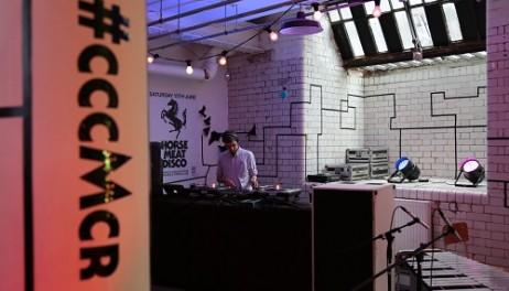 DJ at CCC