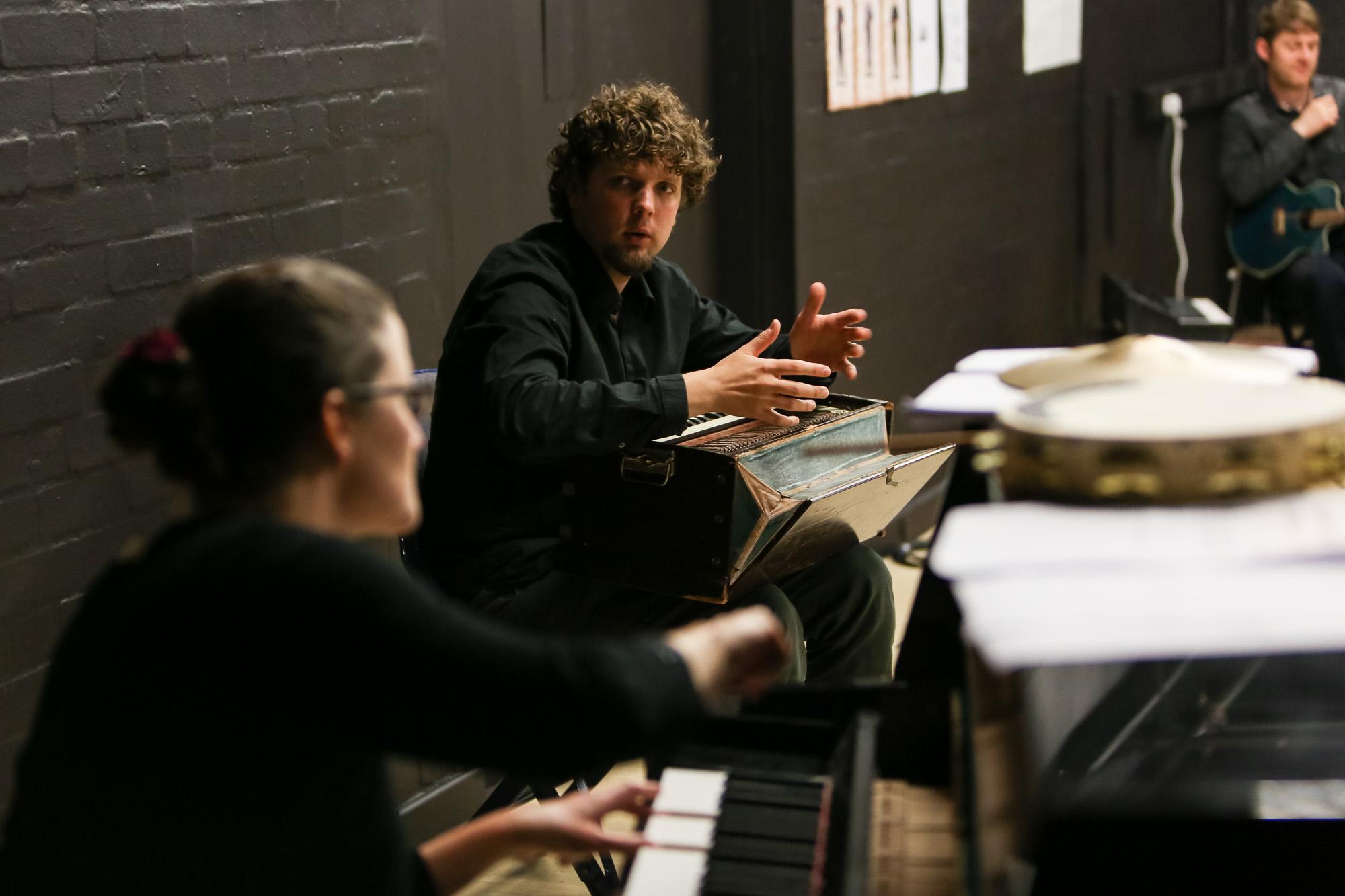 Cast Away Blog: Composer/Musician Vidar Norheim - Box of Tricks